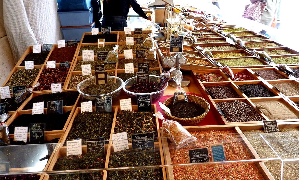 Dordogne Market 3